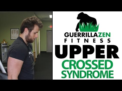 The BEST Exercises For Upper Crossed Syndrome