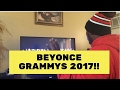 Beyonce- Love Drought/Sandcastles 2017 Grammys Live Reaction!! Mp3