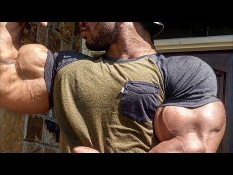The Bodybuilder With The Same Arm Genetics As Phil Heath