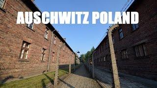 Auschwitz Concentration Camp - Poland - WW2 Urbex Urban Exploration