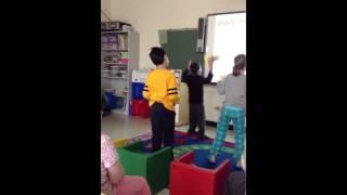 DLP Vowel bat video