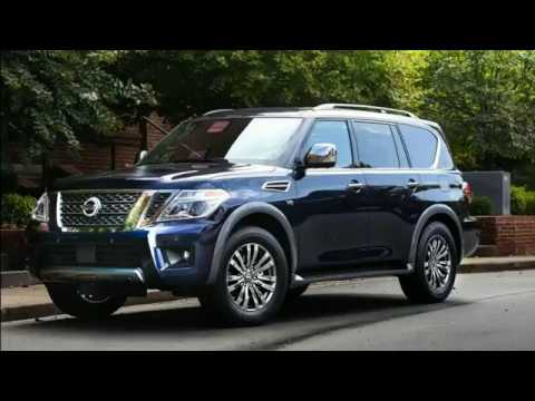 2018 Nissan Armada Platinum Full Review : A big V8 and 8,500 pounds of towing