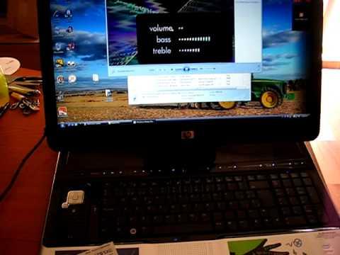 HP Pavilion HDX9050 Dragon