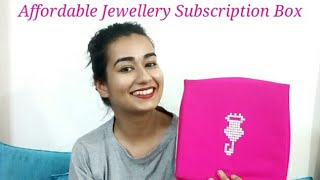 New Affordable Jewellery Subscription Box | GIVEAWAY | Divya Katna thumbnail