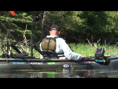 The NRS Chinook Kayak Fishing PFD