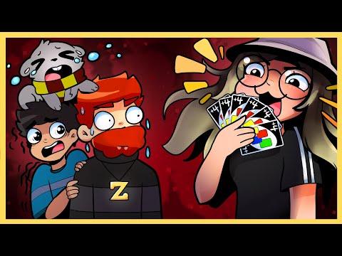 JoJo's Bizarre Uno Game!! |