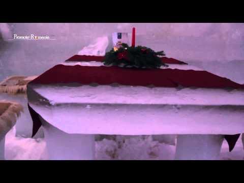 Ice Hotel Romania - Balea Lac