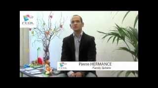 RCOL 2012 - Family Sphere - témoignage d'un créateur accompagné par le réseau création 45