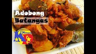 Adobong Batangas - RED Adobo