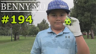 LUMPY GETS NEW SOCCER GOLF BALLS! | BENNY NO | VLOG #194