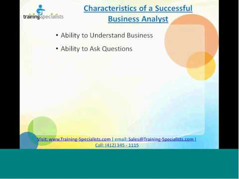 Why Become a Business Analyst