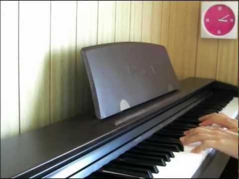 蒼を受け継ぎし者 【少女病】 piano arrange