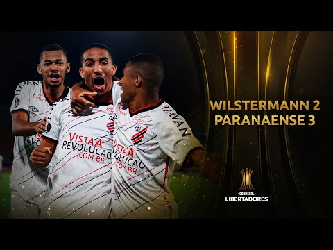 Wilstermann Atletico-PR Goals And Highlights