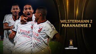 J. Wilstermann vs. Ath. Paranaense [2-3] | RESUMEN | Fase de Grupos | Jornada 3 | Libertadores 2020