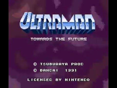 ULTRA MAN Towards The Future Intro Opening Theme