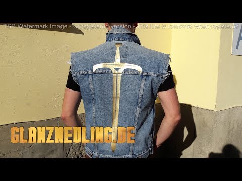 Parzival Outfit from Ready Player One / How to make the Parzival Vest for Cosplay DIY