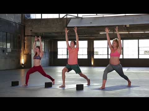 Standing Poses: Free Vinyasa Yoga Class with Elvis Garcia