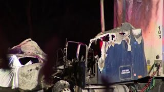 1 killed in multi-vehicle crash in Chesterfield Township