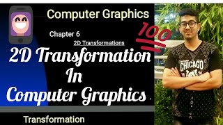 2D Transformation in Computer Graphics