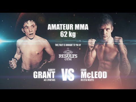 Gary Grant vs Euan Macleod || Rise of the Spartans Fight 06