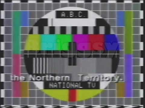 Rage End Credits and ABC Closedown (ABS-2 aka ABC-TV, 1989)