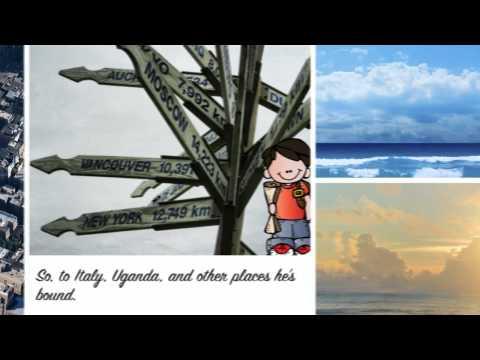 Holidays Around the World with Globe Trot Scott