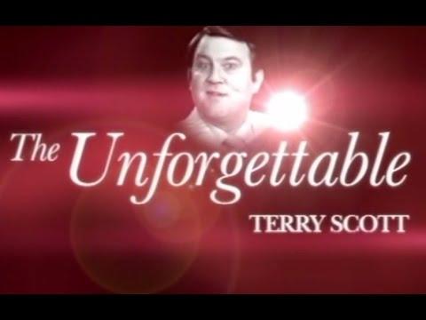 THE UNFORGETTABLE TERRY SCOTT (ITV - 22.09.10)