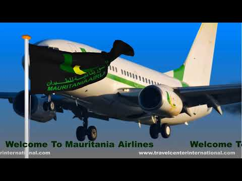 Welcome to Mauritania Airlines