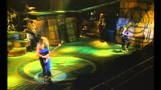 Iron Maiden 2 Minutes To Midnight Live Long Beach 1985 HD