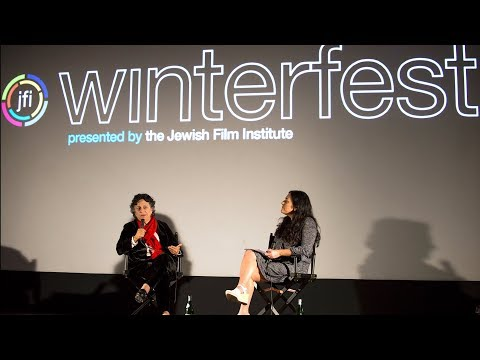 JFI Presents: Talk Amongst Yourselves | Seeing Allred Onstage QA with Director Roberta Grossman