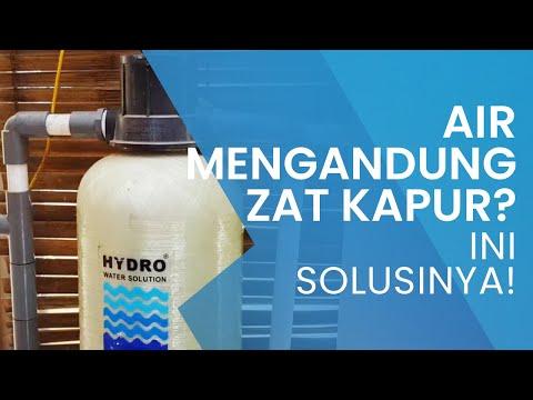 Proses Regenerasi Dengan Nacl | Filter Air Hydro | Hub. 0811800254