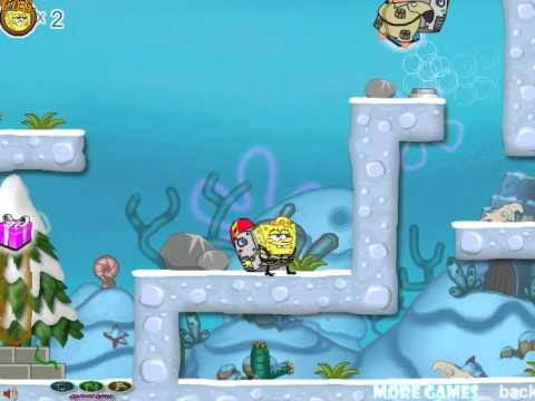 Spongebob 2 Mystery Sea (Губка Боб на двоих) - прохождение игры
