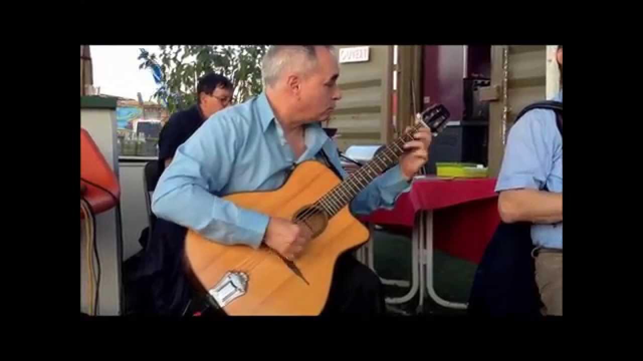 Trio jazz lyon les puces du canal villeurbanne 1 youtube - Les puces du canal lyon ...
