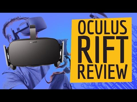 """""""Oculus Rift"""" Review"""