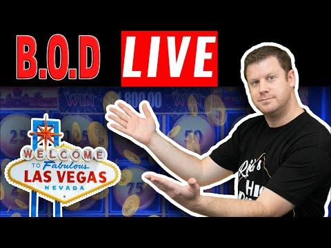 $5,000 Live Casino Slot Play From Las Vegas
