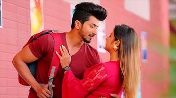 Rab Hasta Hua Rakhe Tumko | Romantic  Crush Love Story | Tik Tok Hit Song |Taaron Ka Chamakta |Hindi