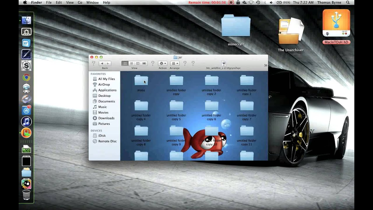 How To Change Your Minecraft Skin Manually Mac