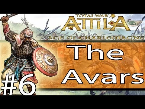 Total War: ATTILA - Age Of Charlemagne - The Avars #6