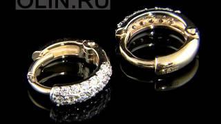 видео Кольца золотые с фианитами