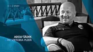 Jeden na jednoho s Adolfem Šádkem z FC Viktoria Plzeň