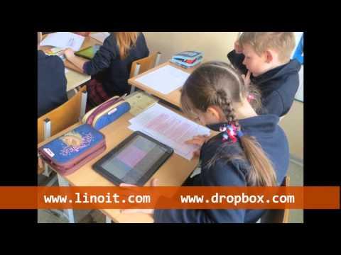 iTEC cycle 5 Vyturys school Vilnius