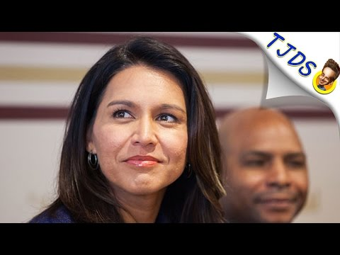 Journalist Smearing Tulsi Gabbard For Advocating Truth In S-Y-R-I-A