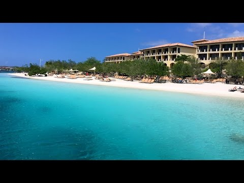 Santa Barbara Beach & Golf Resort Curacao, Caribbean Sea