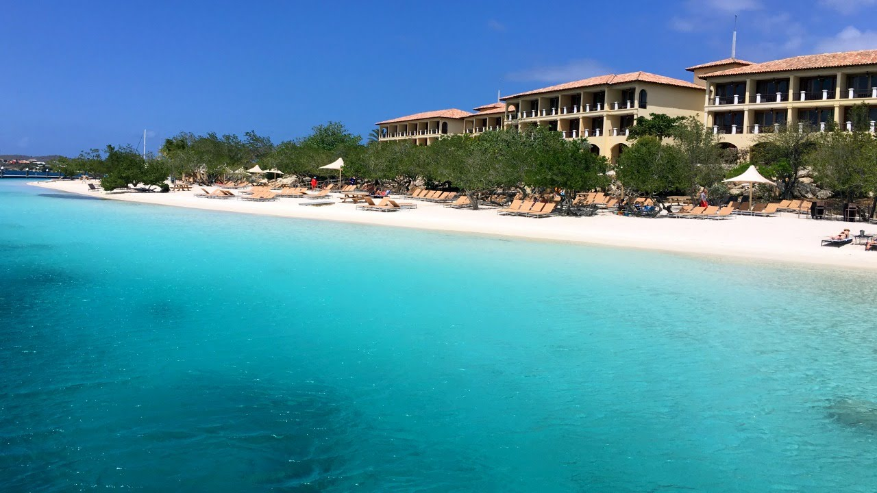 Santa Barbara Beach Golf Resort Curacao Caribbean Sea