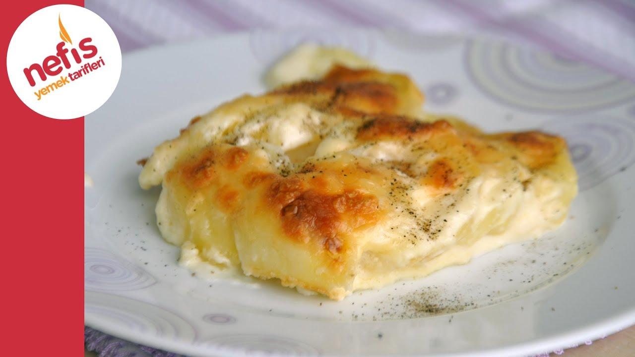 Patatesli Muskatlı Börek