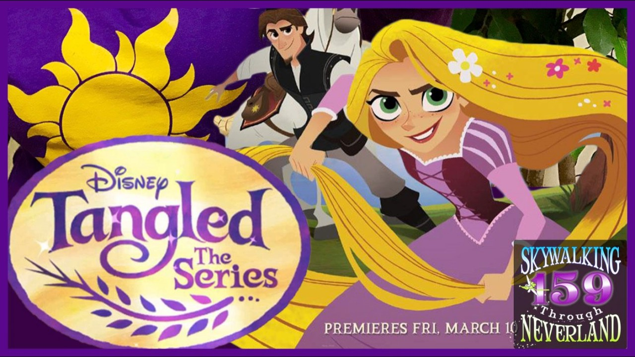 159: TANGLED Before Ever After - YouTube