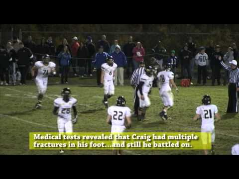 Will To Win:  Craig Christian's Courage & Spirit - Franklin High School(Wis) Football