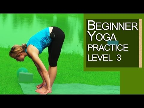 Yoga - Beginners Yoga Practice Level 3