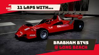 Forza Motorsport 7 - Brabham BT45 - Long Beach (PC)