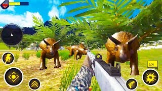 Dinosaurs Hunter | Android Gameplay #9 New Update | Best Android Games 2017 | Droidnation